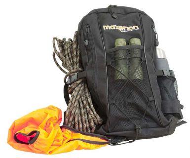 Maxenon Outdoor- Rucksack BLACK