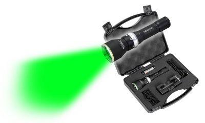 Maxx5 Lampe- Wildfinder m. CREE- LED grün