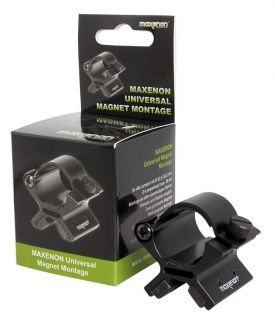Magnetlampenmontage - Stark Lampen  Magnetmontage für Lampenrohrkörper mit Ø 22,5 - 26,5 mm