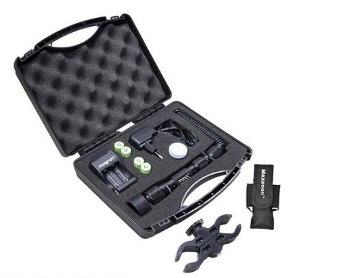 Lampenset Maxx3 Hunter II (LED - Xenon)