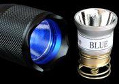 LED Reflektor  Schweißfinder - blau Maxx3 - 45 Lumen