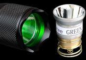 LED Reflektor - grün Maxx3 -130 Lumen