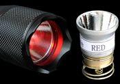 LED Reflektor  Schweißfinder - rot Maxx3 - 90 Lumen