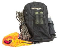 Maxenon Outdoor- Rucksack BLACK